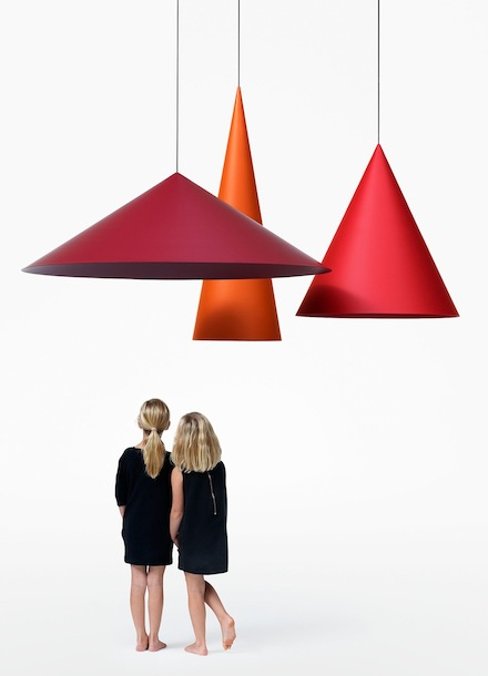 Supersized (I)conical Lamps