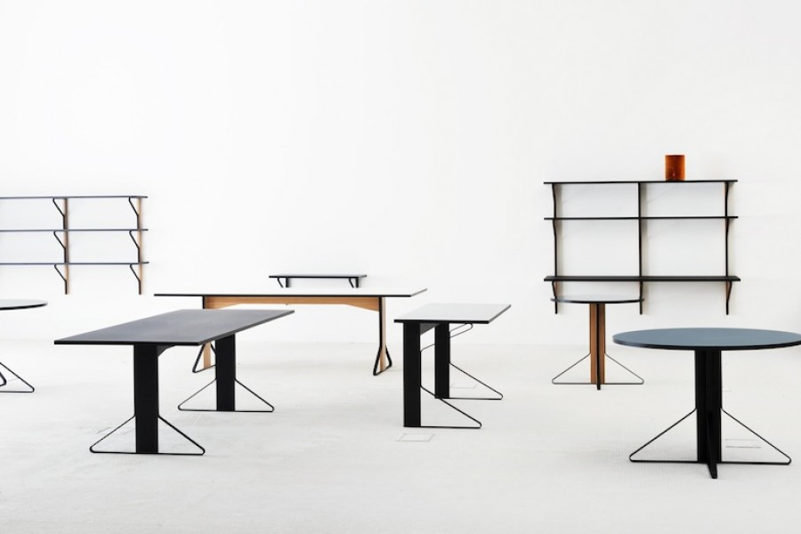 Artek: Kaari collection by Rowan & Erwan Bouroullec