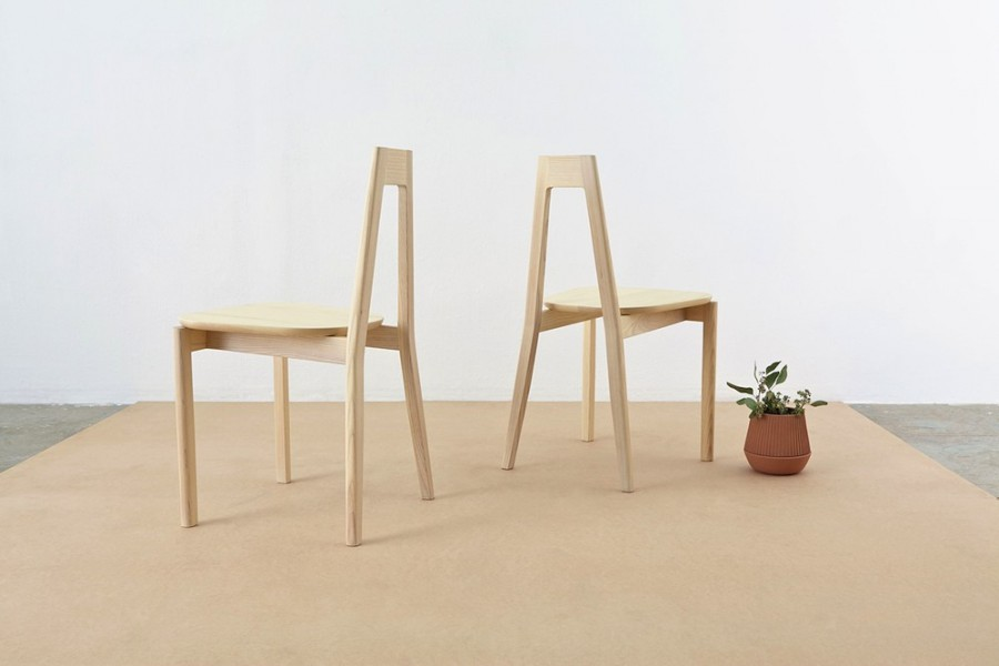 A-Frame Chair – Courtesy of MSDS.