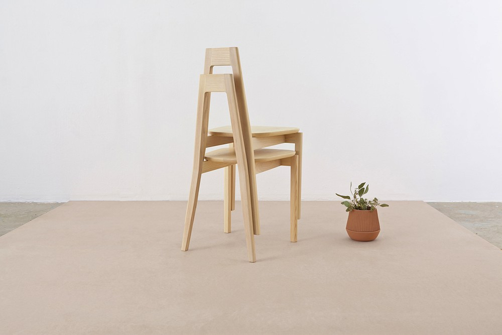 A-Frame Chair - Courtesy of MSDS.