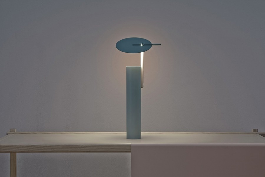 Kokeshi table light by MSDS.