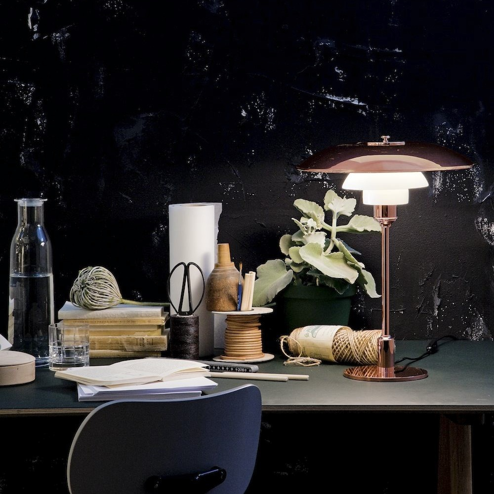 louis poulsen relaunches an iconic ph lamp. Black Bedroom Furniture Sets. Home Design Ideas