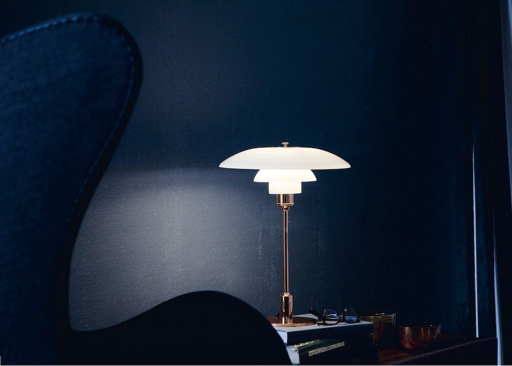 Ubrugte Louis Poulsen relaunches an iconic PH lamp BK-14
