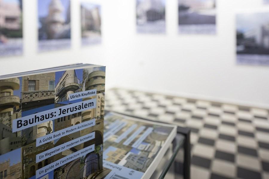 """""""Jerusalem: Bauhaus"""" - Courtesy of Bauhaus Center Tel Aviv."""