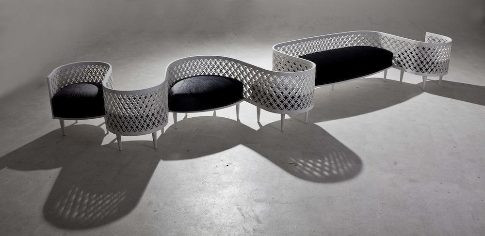 Nada Debs: Modern Arabesque. Courtesy of Design Days Dubai.