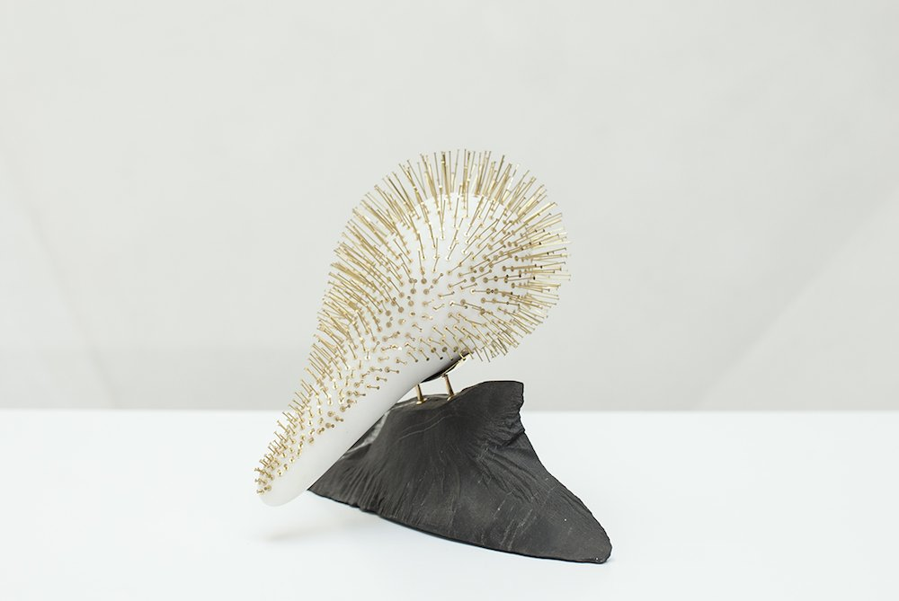 Sensorial brushes by Najla El Zein Workspace - Photos: courtesy of House of Today.