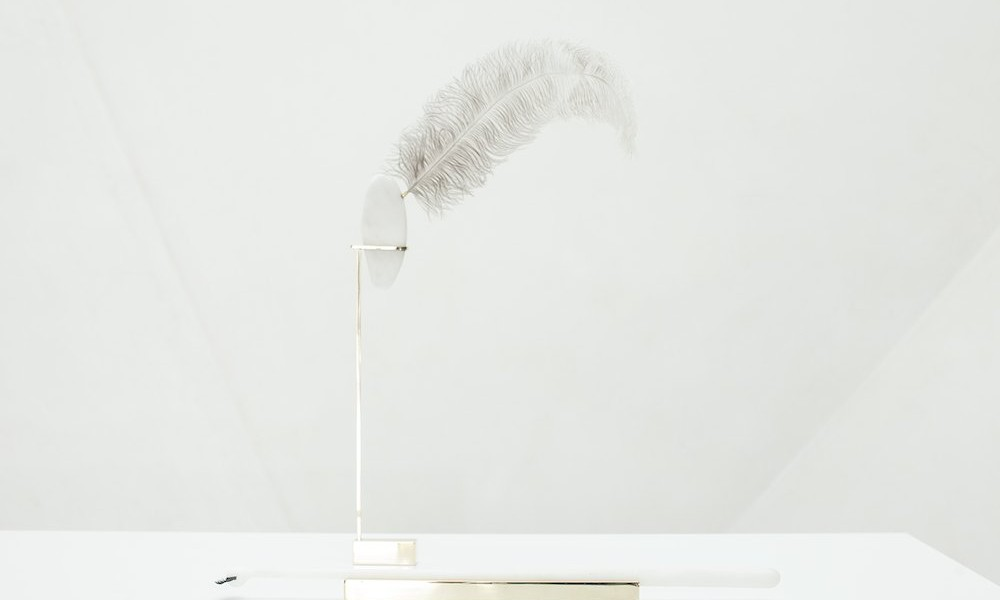 Sensorial brushes by Najla El Zein Workspace TICKLE