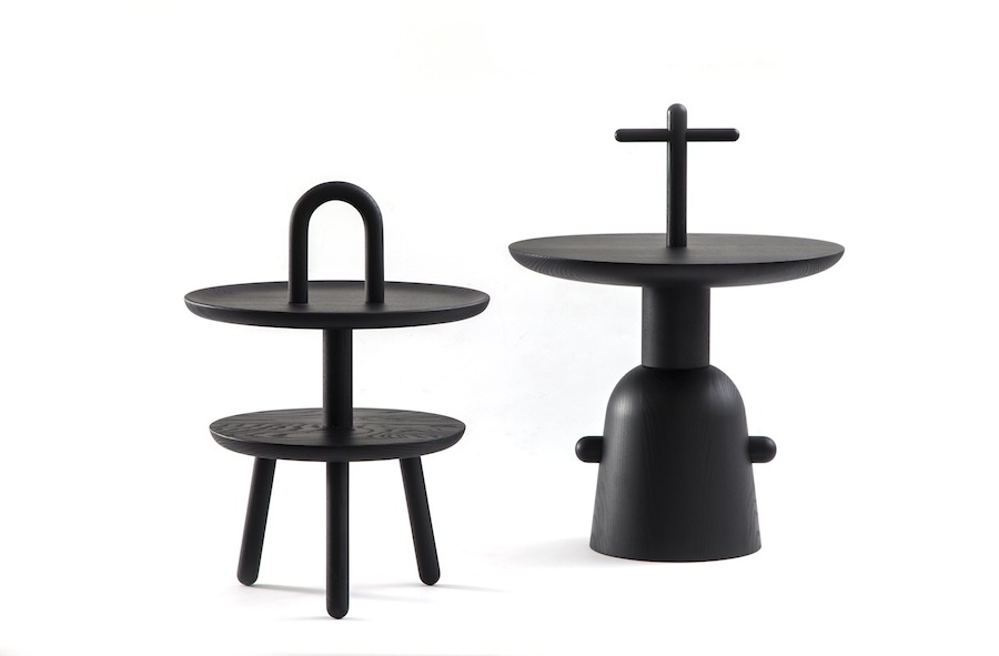 Tables - Courtesy of Cassina.