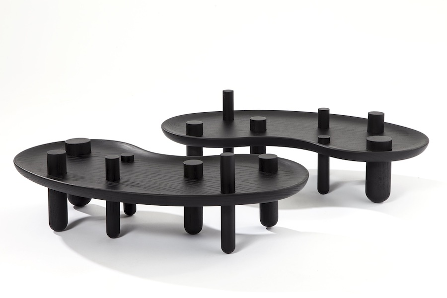 Tray set - Courtesy of Cassina.