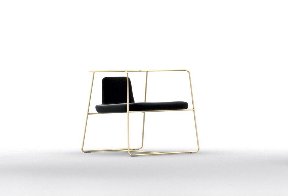 Kuan Chair - Courtesy of  Frank Chou Design Studio.