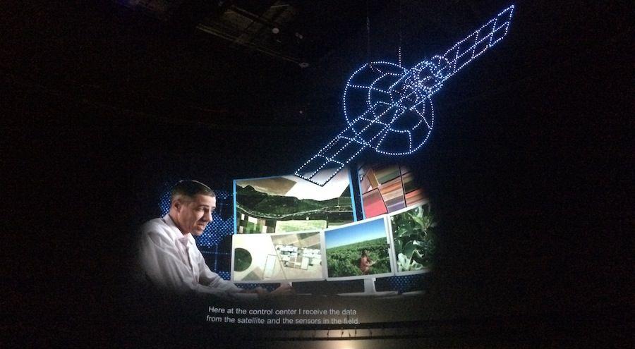 Israel Pavilion at Milan Expo 2015