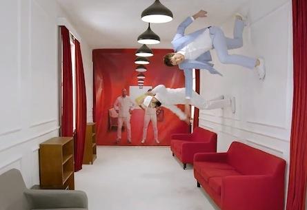 OK GO Design Commercial