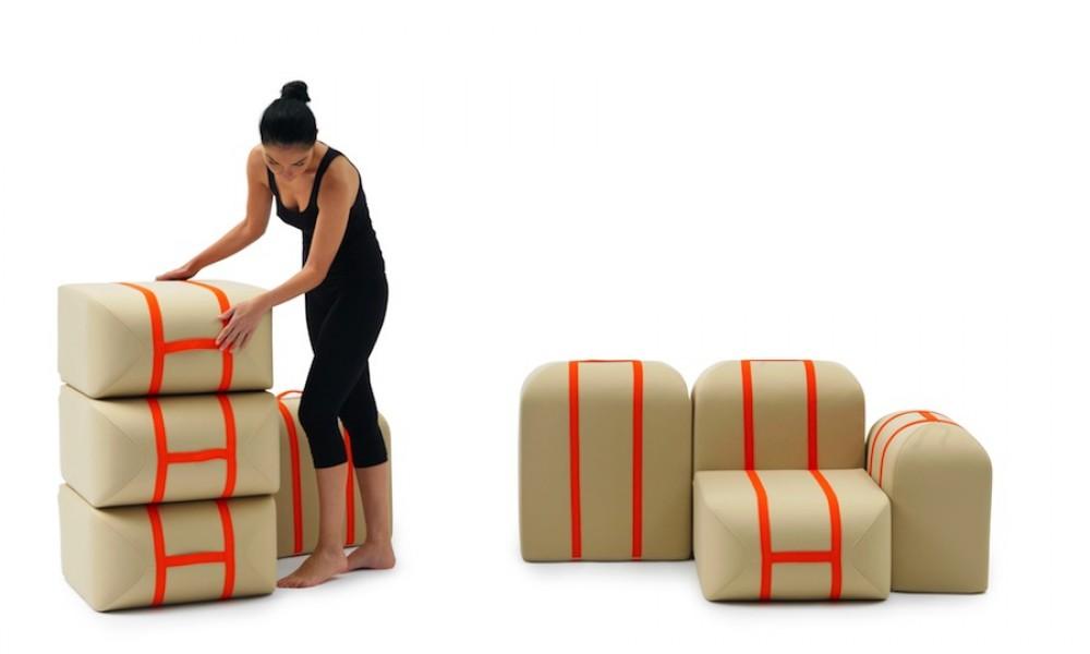 Campeggi: Self Made Sofa