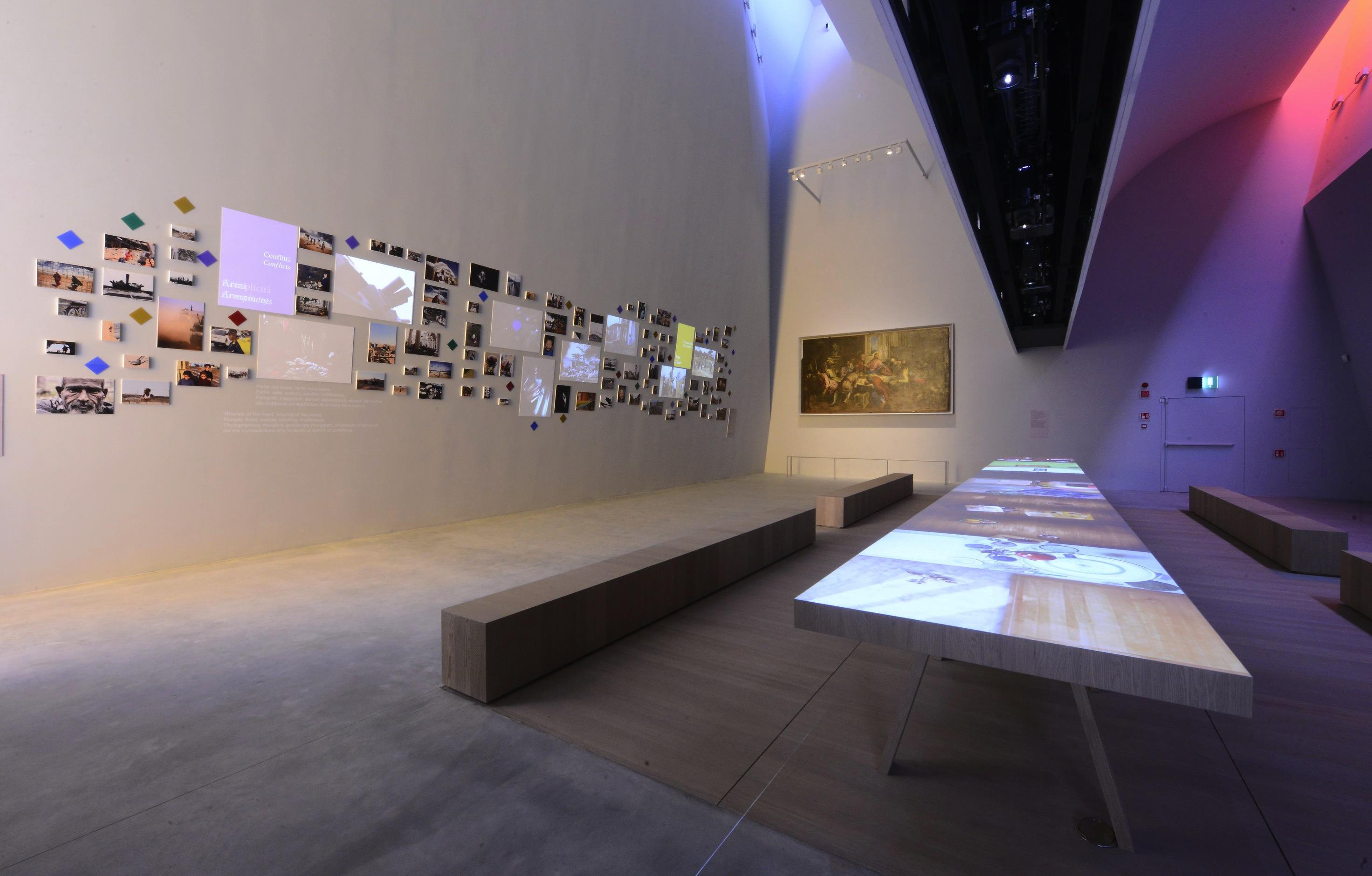 Holy See Pavilion At Expo Milano 2015