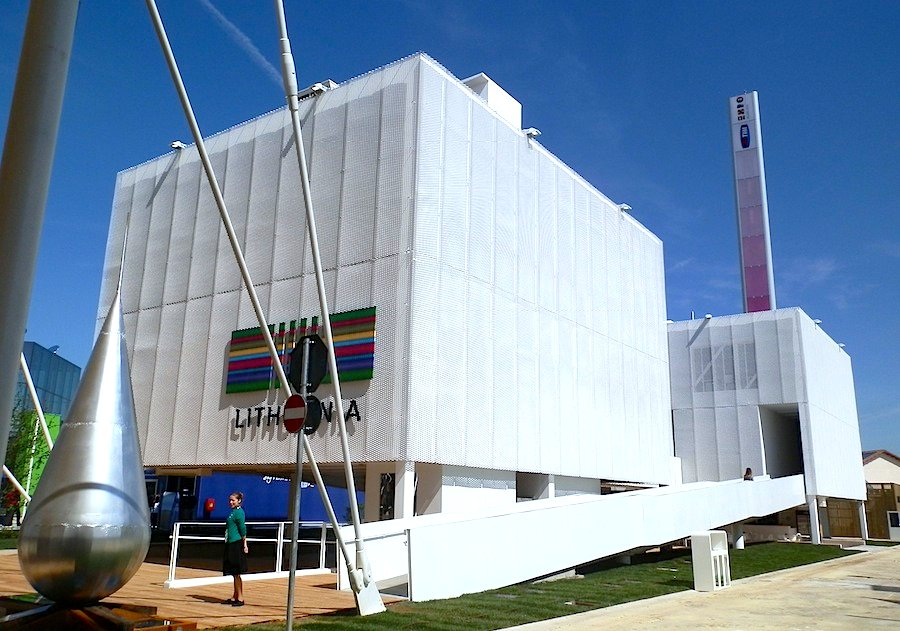 Lithuania Pavilion at Expo Milano 2015 - Photo by Enrico Zilli.