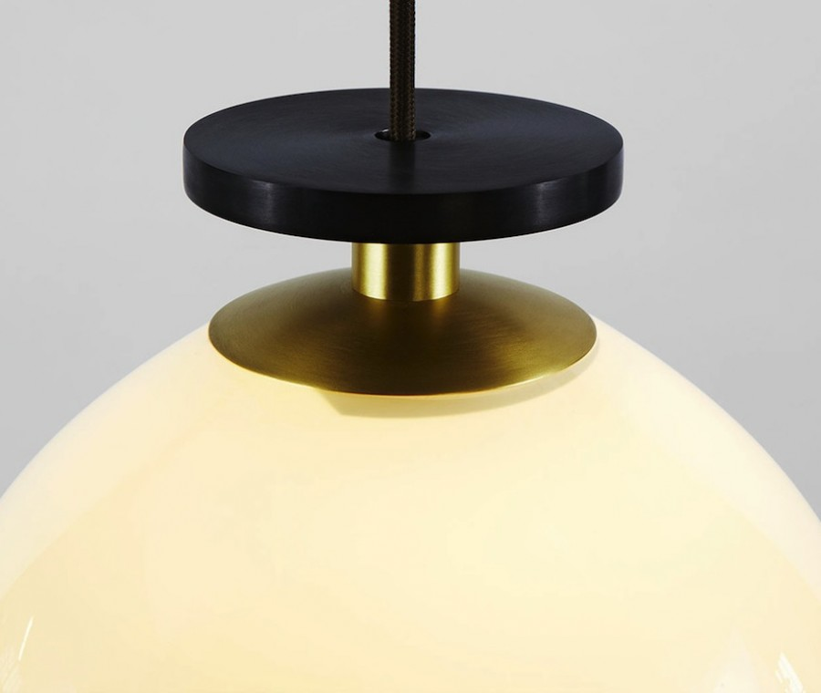 Roll & Hill: Shape Up Lighting Series by Ladies and Gentlemen