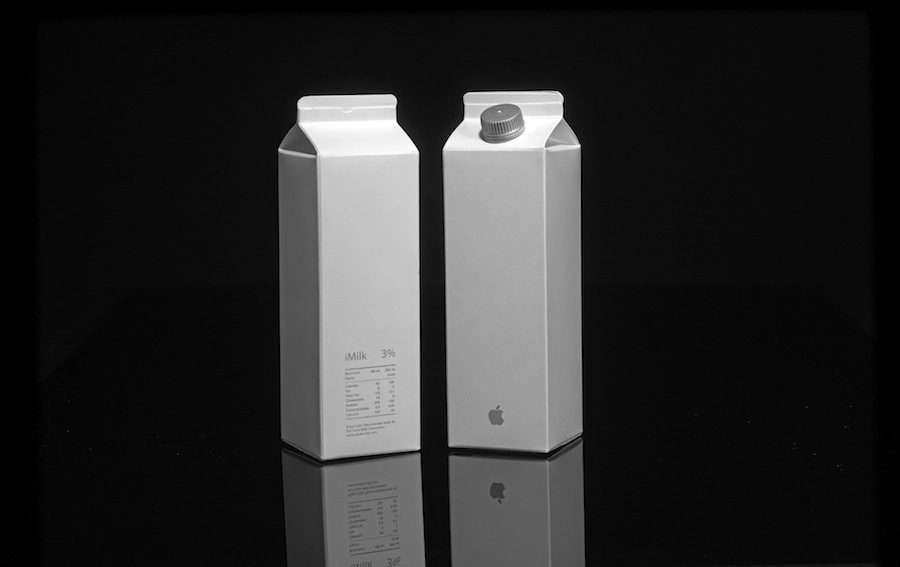 Milk by Apple
