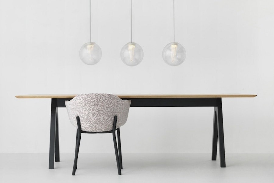 Resident Torchon Pendant by Cheshire Architects