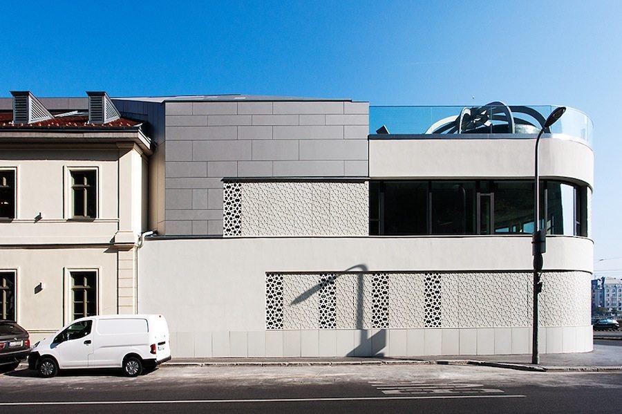 Rudas Bath by Ivanka and Nimana architects - Photos: courtesy of Ivanka.
