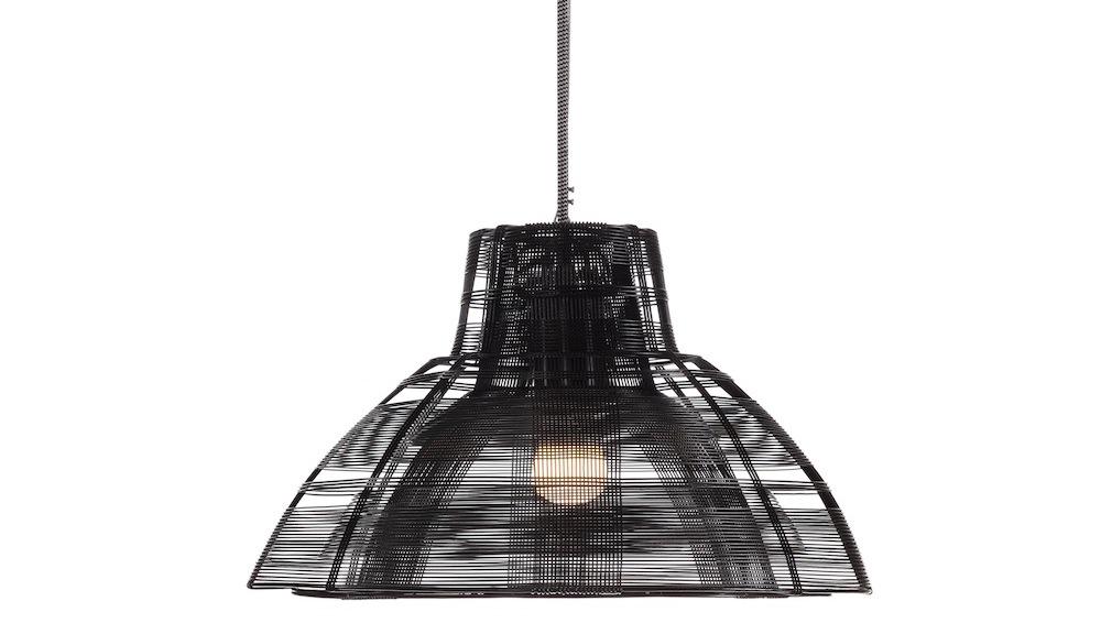 Minilary Black lamp by Schema.