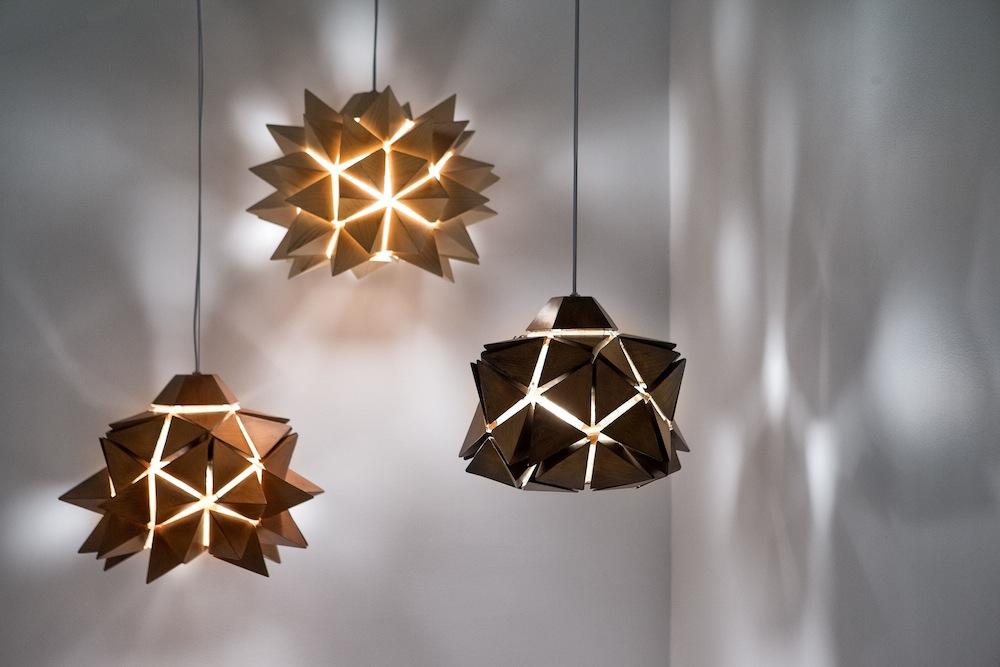 Nova Lightings by Vito Selma.