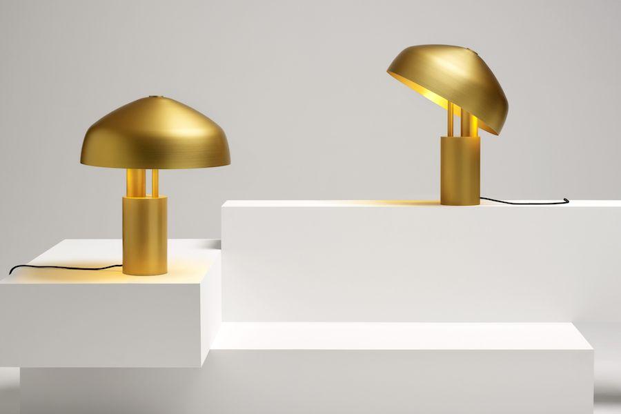 Aura Desk Lamp by Ross Gardam - All photos: courtesy of Ross Gardam.