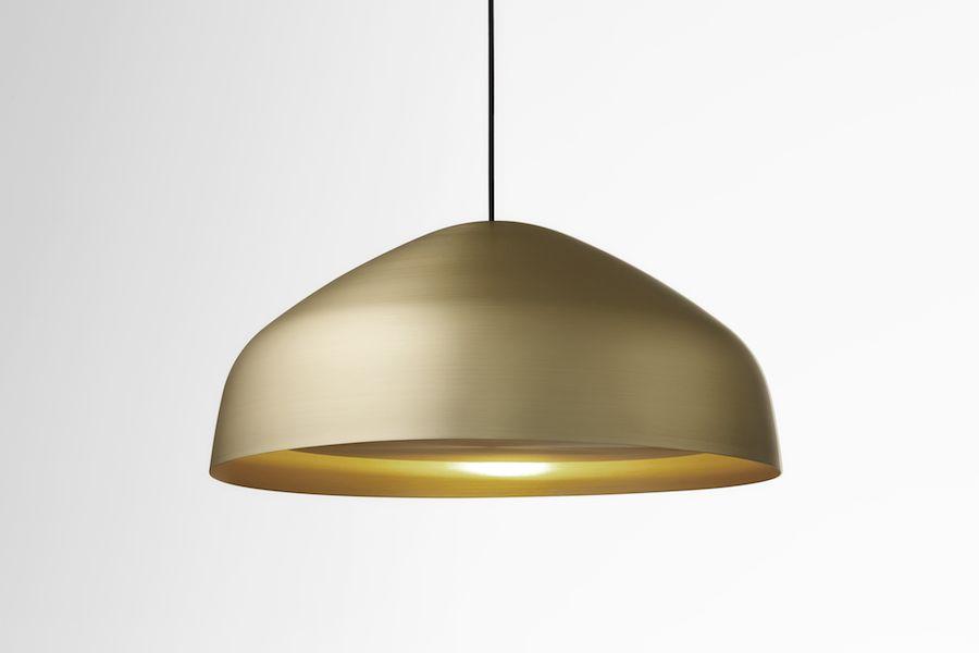 Aura Pendant Lamp by Ross Gardam.