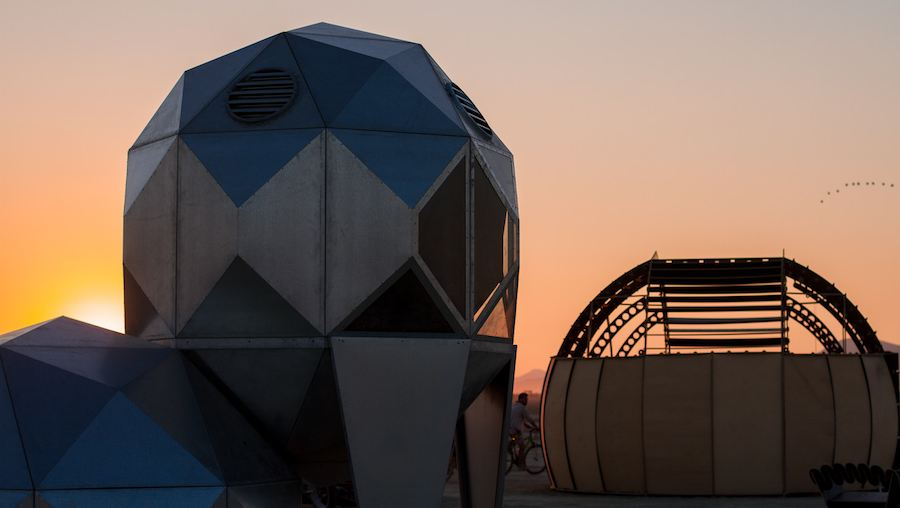 Black rock Observatory - Photo by Tom Varden 07