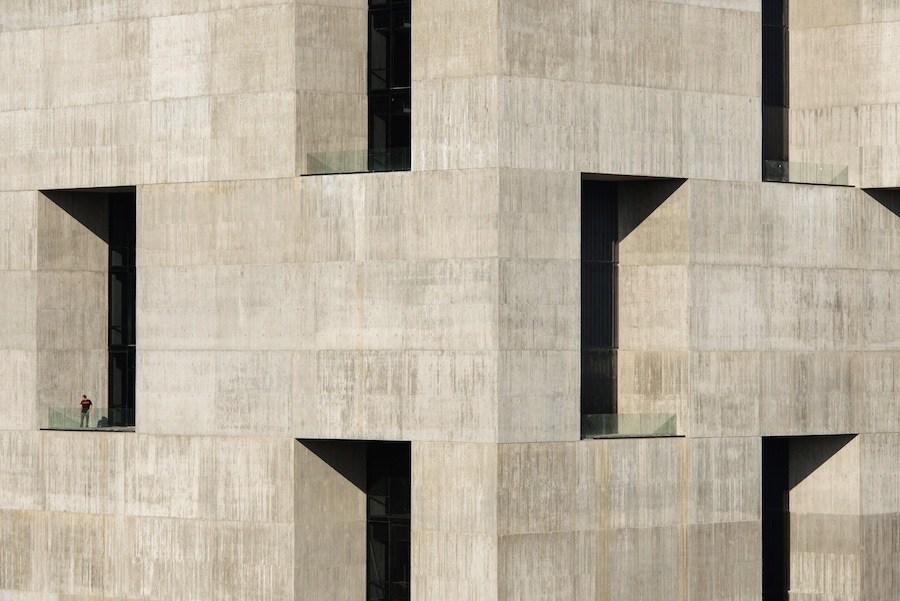UC Innovation Center Anacleto Angelini by Elemental - Photo by Felipe Diaz Contardo, www.fotoarq.com.