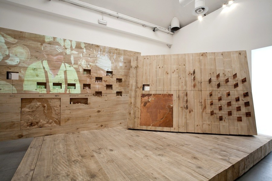 The Magnet and The Bomb @ Venice Architecture Biennale 2012 - Courtesy of Elemental.