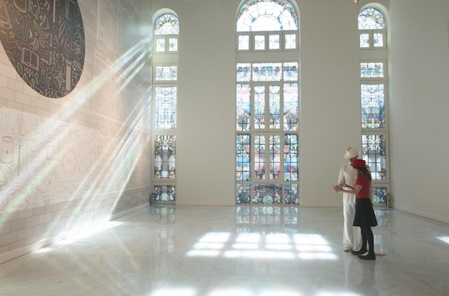 Futopia Faena by Studio Job at Faena Art Center Buenos Aires - Photos: courtesy of Faena.