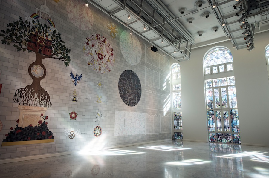 Futopia Faena by Studio Job at Faena Art Center Buenos Aires
