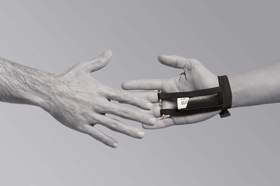 Corruption Glove.