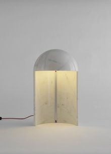 Milano2015 marble table lamp
