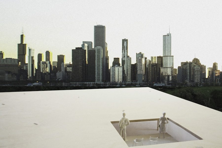 Chicago Horizon by team Ultramoderne - Photos: courtesy of Chicago Architecture.