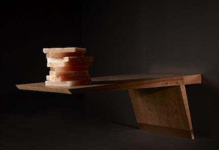 Cantilevered design