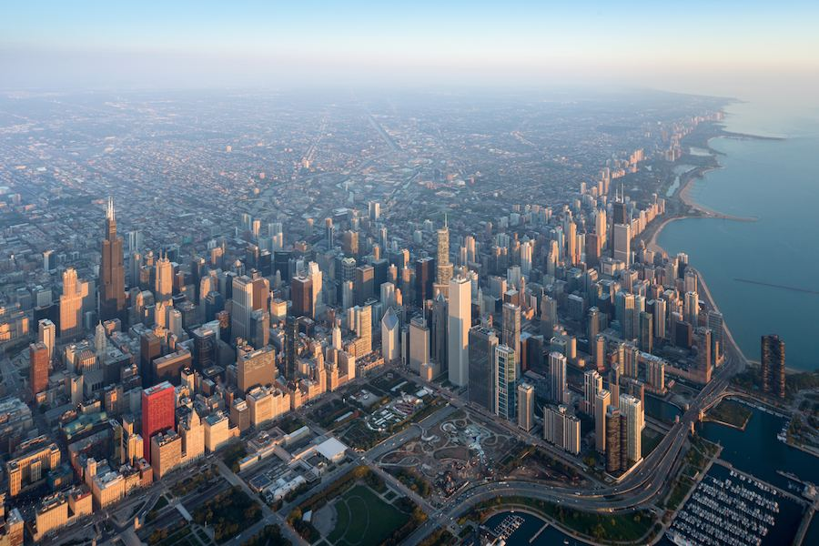 Chicago by Iwan Baan 2015