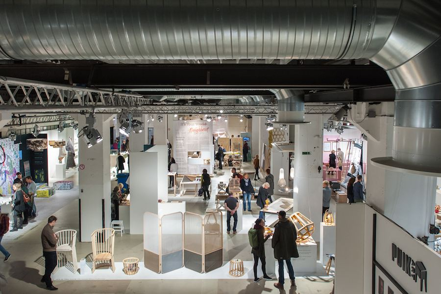 DDW2015, Klokgebouw - Photo © Tommy Köhlbrugge, courtesy of Dutch Design Week.
