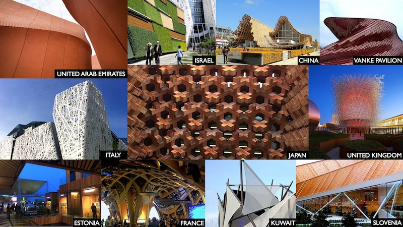 Click on the Pitcture to read ArchiPanic report on Expo best architecture.