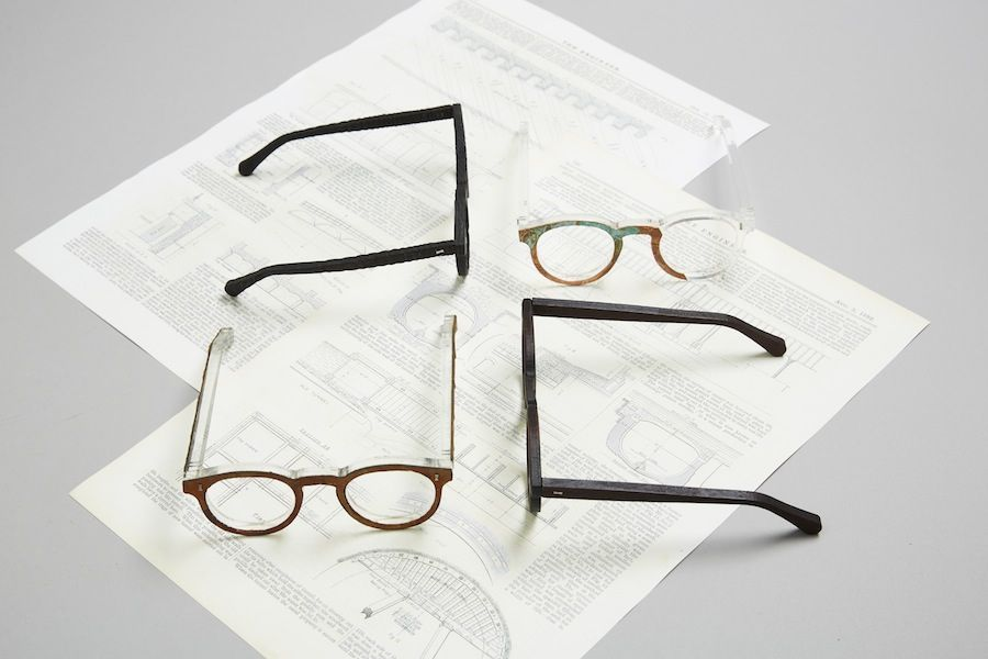 Cubitts Herbrand glasses - Herbrand collection.