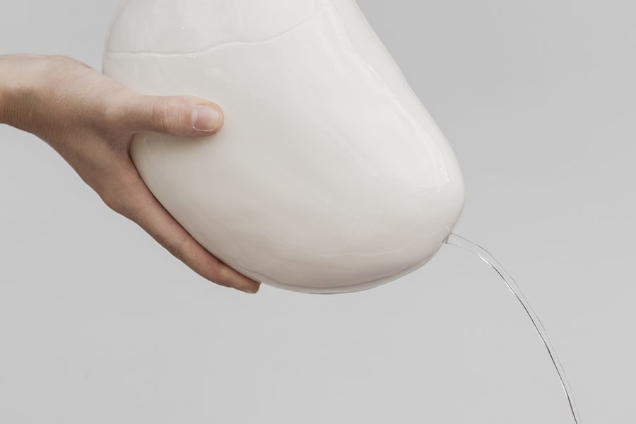 Petra jug by Make that Studio