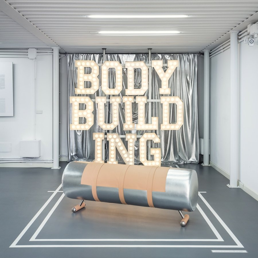 Body Building design collection by Secondome