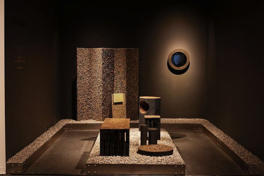Black Gold collection by Quintus Kropholler - Photos by James Harris, courtesy of Chamber.