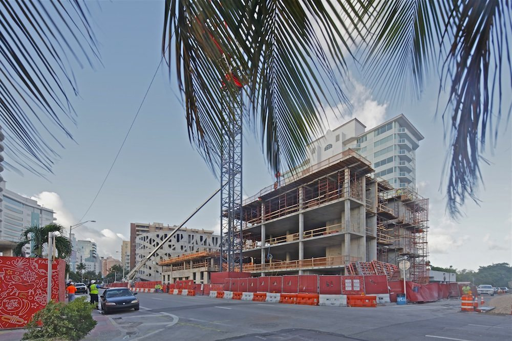 Faena Arts Center + Parking. Photo by Philippe Ruault, courtesy of OMA.
