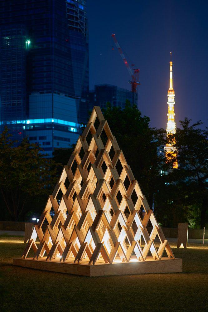 Photo by Ikunori Yamamoto, courtesy of Kengo Kuma Architects.