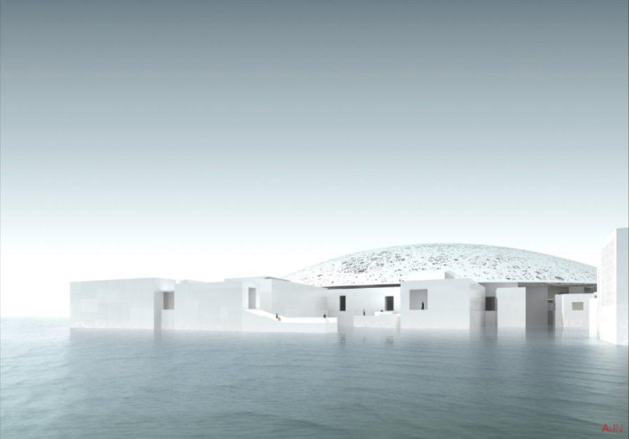 Jean Nouvel: Abu Dhabi Louvre - Photo by Atelier Jean Nouvel.