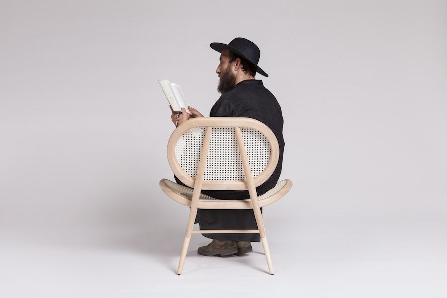 Bernardes Armchair.