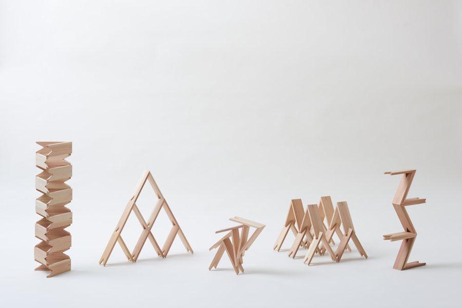 Tsumiki - Photo by Ikunori Yamamoto, courtesy of Kengo Kuma Architects.