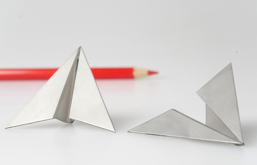 """Paper airplane"" by Lucrezia Faraci"