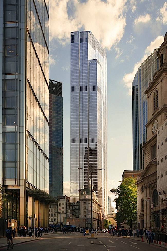 22 Bishopsgate by PLP Architecture - Courtesy of PLP Architecture.